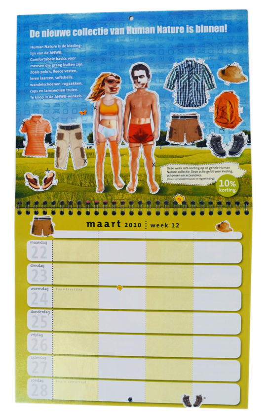 kalender_anwb_weekplanner_human_nature_bliq_illustratie