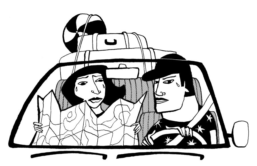 cartoon_tekening_illustratie_studio_bliq_kaart_lezen