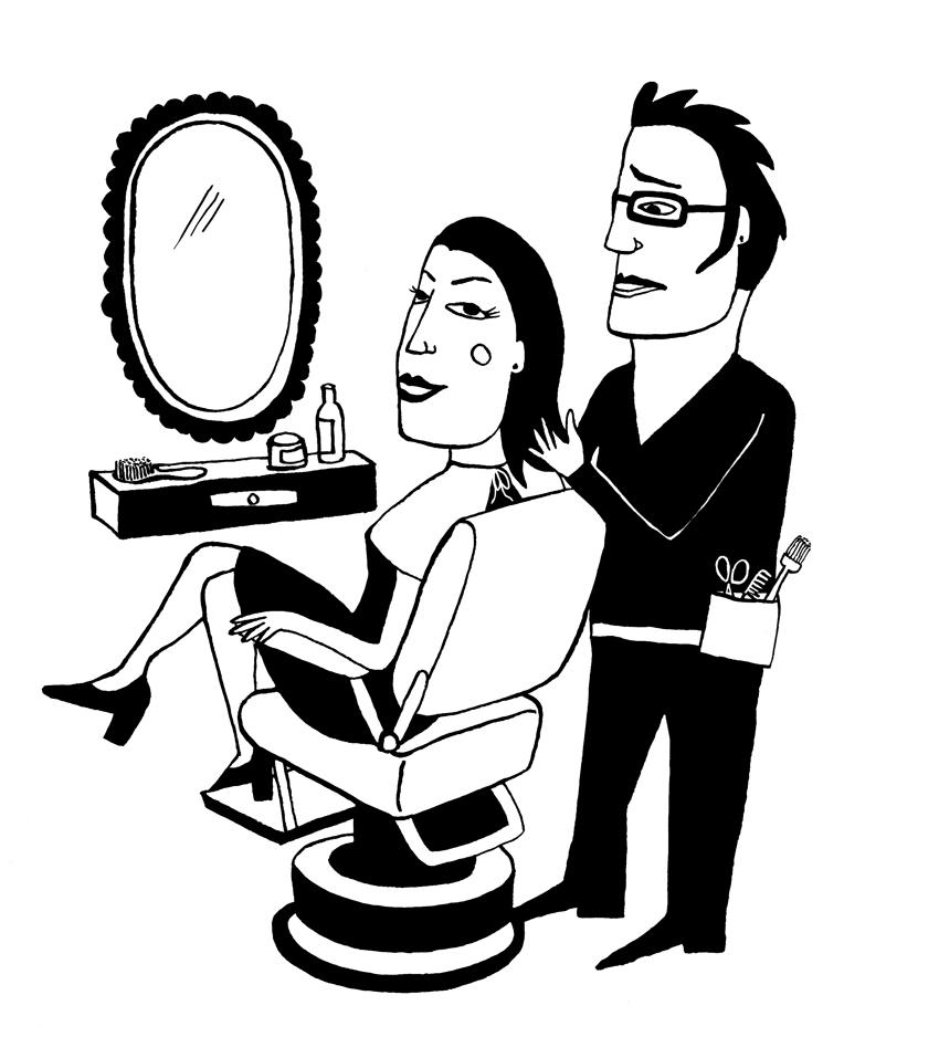 cartoon_tekening_illustratie_studio_bliq_kapper