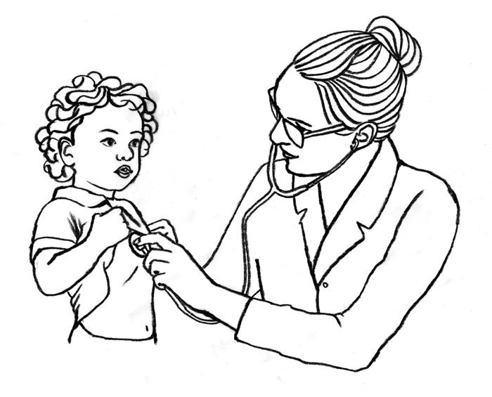 kindergeneeskunde_illustratie_studio_bliq
